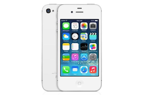 iPhone 4s (4/10/2011). (Ảnh: internet)