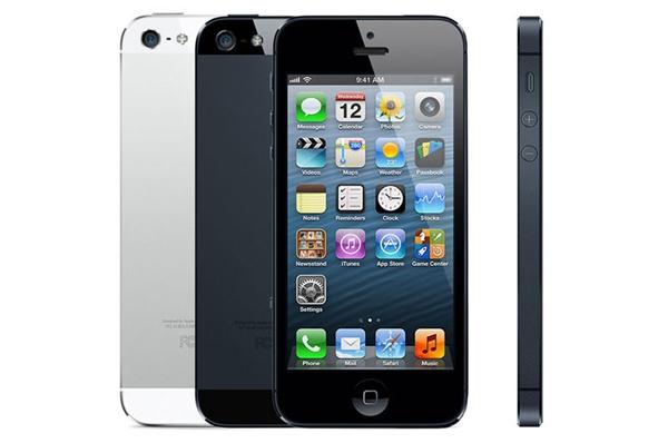 iPhone 5 (12/9/2012). (Ảnh: internet)