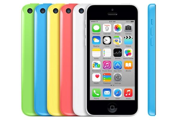 iPhone 5c (10/9/2013). (Ảnh: internet)