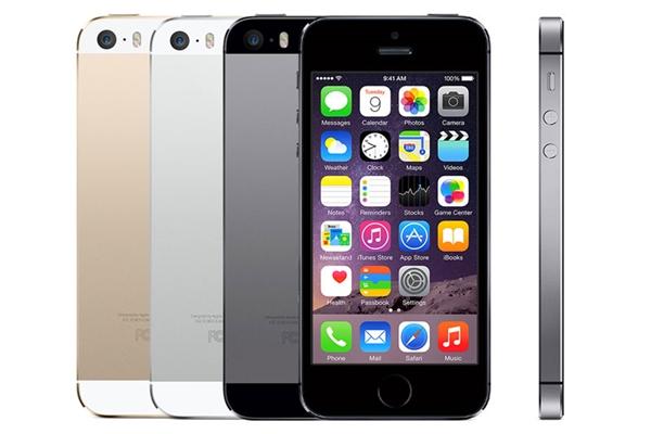 iPhone 5s (10/9/2013). (Ảnh: internet)