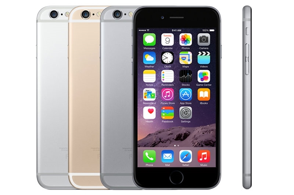 iPhone 6 (9/9/2014). (Ảnh: internet)