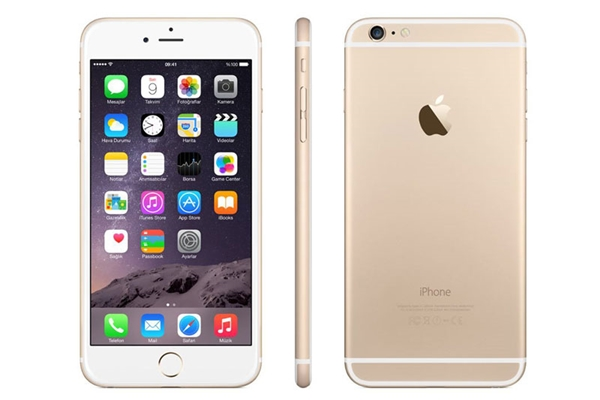 iPhone 6 Plus (9/9/2014). (Ảnh: internet)