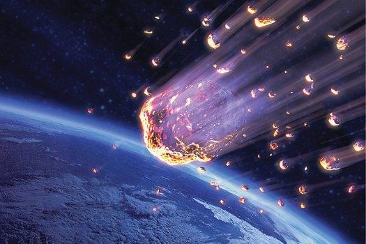 Tiểu hành tinh2017AG13 bay với vận tốc 57.600 km/giờ. (Ảnh: internet)