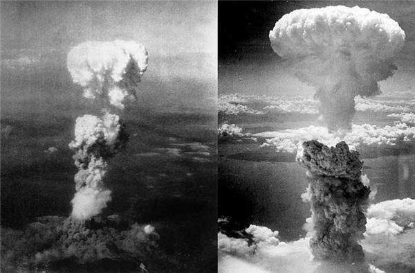 Thiên thạch AG13 phát nổ sẽ giải phóng năng lượnggấp 10 lần so với quả bom nguyên tử phát nổ ở Nagasaki. (Ảnh: internet)