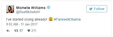 """Michelle Williams: """"Chưa gì tôi đã bắt đầu nước mắt ngắn nước mắt dài rồi""""."""