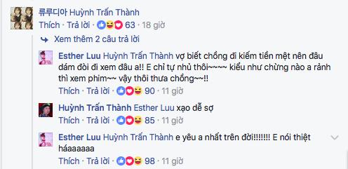 """Hari Won nũng nịu với ông xã Trấn Thành khiến cộng đồng mạng phải """"đỏ mặt"""" vì thích thú. - Tin sao Viet - Tin tuc sao Viet - Scandal sao Viet - Tin tuc cua Sao - Tin cua Sao"""