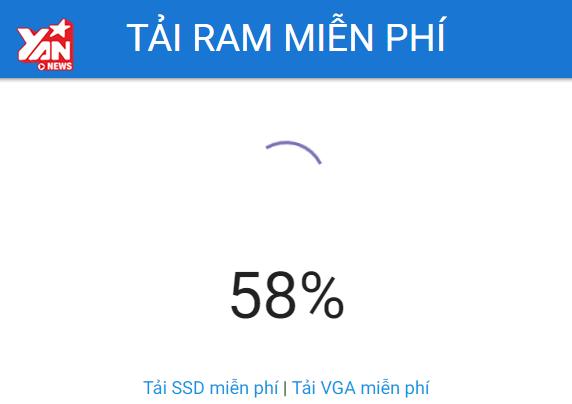 Sự thật chuyện tải thêm RAM, bộ nhớ từ trên mạng