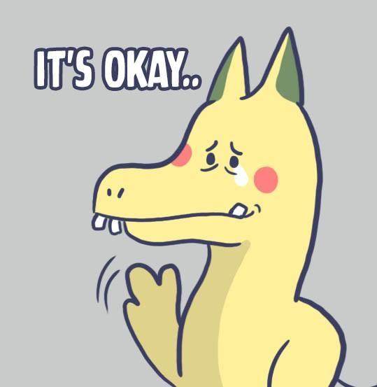 Mọi chuyện buồn cũng sẽ qua thôi vì có rồng Pikachu ở đây rồi.