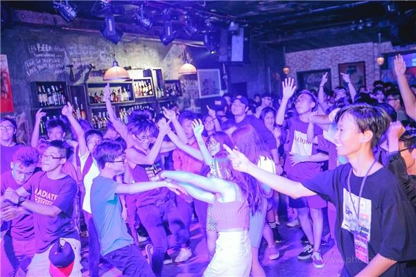 Rave Class 420: Nơi vui chơi ngày Tết cho các tín đồ nhạc điện tử