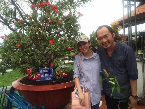 Phát cuồng với loạt ảnh đời thường đáng yêu của Thu Trang-Tiến Luật - Tin sao Viet - Tin tuc sao Viet - Scandal sao Viet - Tin tuc cua Sao - Tin cua Sao