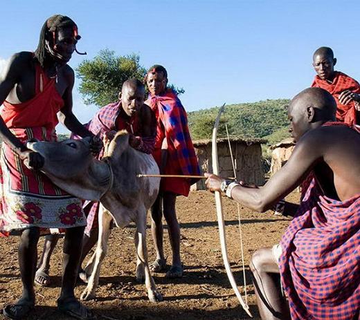 Rợn người với 8 nghi lễ đáng sợ vẫn còn tồn tại