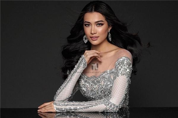 Lộ diện váy dạ hội của Lệ Hằng tại Hoa hậu Hoàn vũ 2016?