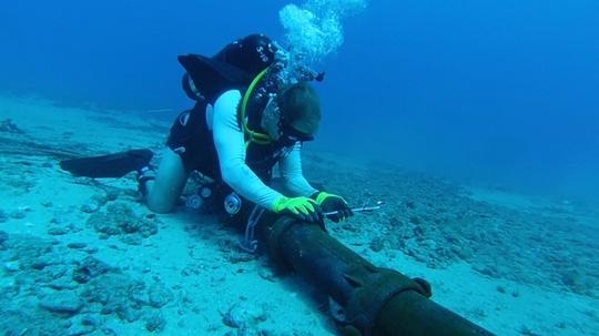 Ngày 23/1 mới bắt đầu sửa chữa cáp quang AAG.
