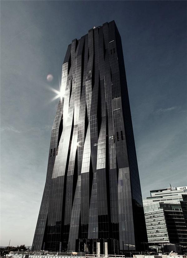 Tòa nhà DC ở Áo. (Ảnh: internet)