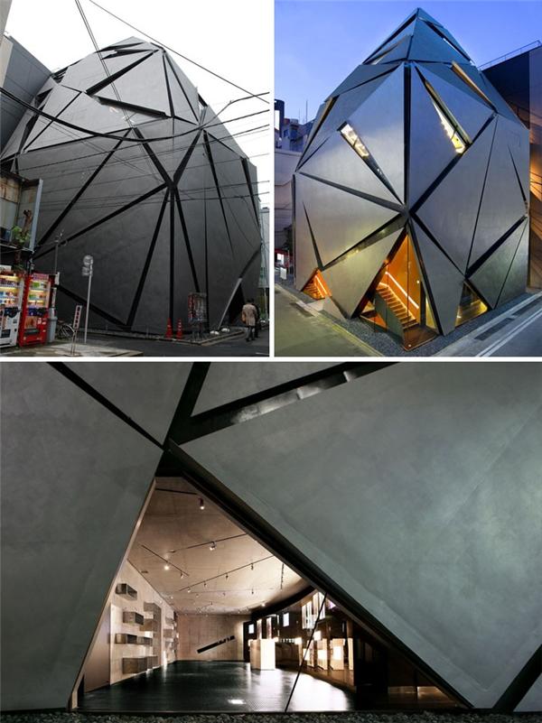 Nhà hát Jimbocho, Tokyo, Nhật Bản. (Ảnh: internet)