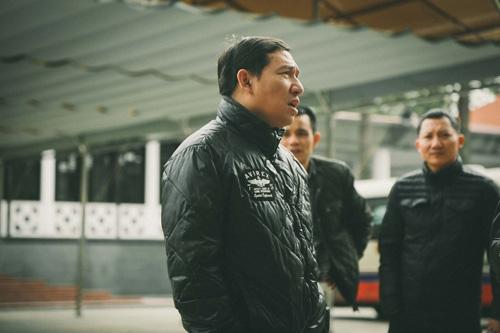 Nghệ sĩ hài Quang Thắng có mặt từ rất sớm. - Tin sao Viet - Tin tuc sao Viet - Scandal sao Viet - Tin tuc cua Sao - Tin cua Sao