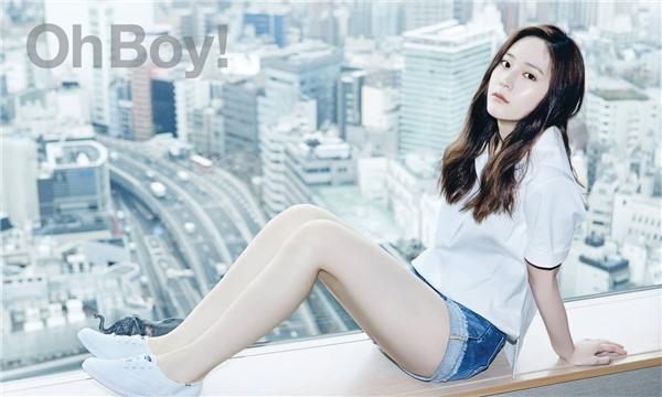 Cô gái là mẫu hình mà nhiều idol nữ thế hệ mới hướng tới.