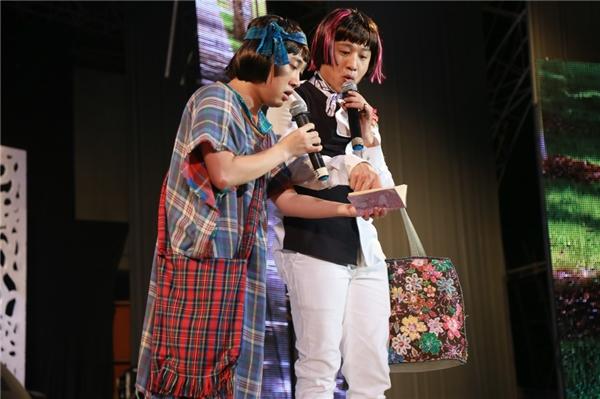 Don Nguyễn mang đến tiểu phẩm hài cùng Tiến Khoa. - Tin sao Viet - Tin tuc sao Viet - Scandal sao Viet - Tin tuc cua Sao - Tin cua Sao