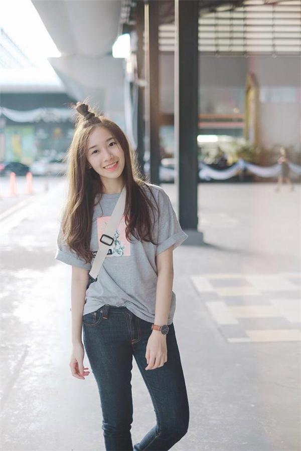 """Liệutrong tương lai, cô gái xinh đẹp người Thái này có trở thành cái tên """"đình đám"""" trong làng giải trí xứ chùa Vàng?(Ảnh: Internet)"""