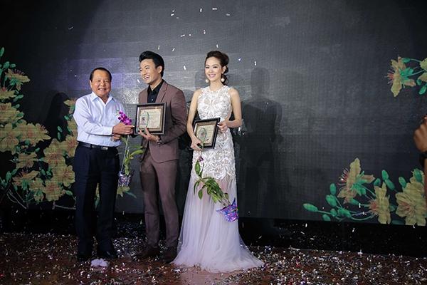 Minh Hằng bất ngờ nhận giải Nữ diễn viên chính xuất sắc - Tin sao Viet - Tin tuc sao Viet - Scandal sao Viet - Tin tuc cua Sao - Tin cua Sao