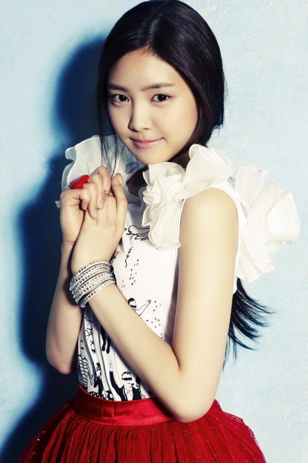 Son Na Eun debut cùng Apink vào năm 2011