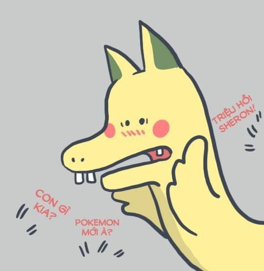 Pokemon vừa xuất hiệnnhân vật mới chưa chính thức ra mắt chăng?(Ảnh: Internet)