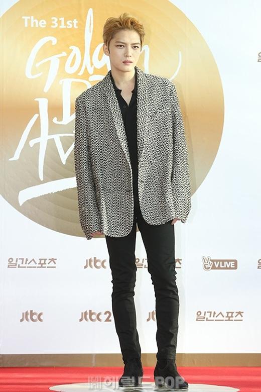 Fan phẫn nộ khi Jaejoong bị đối xử bất công tại sự kiện GDA