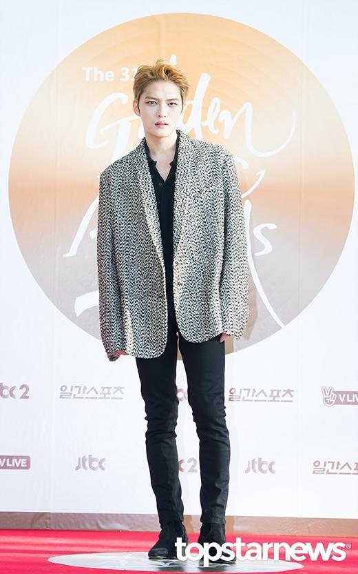 """Vẻ đẹp """"trường tồn"""" cùng năm tháng của Jaejoong khiến không ít fans ngây ngất."""