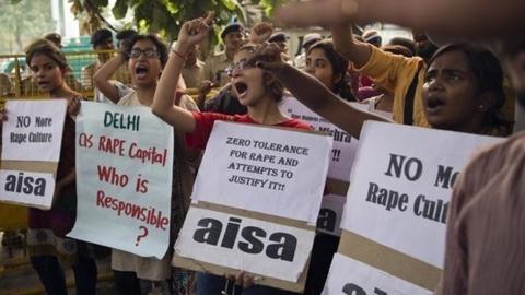 An toàn của phun nữ tại Ấn Độ được đặt lên hàng đầu. (Ảnh: internet)
