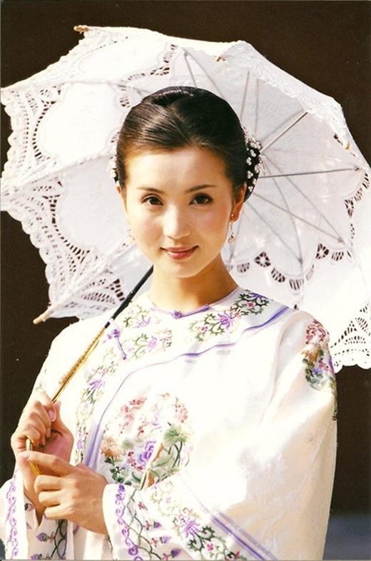 Xinh đẹp, thông minh và lanh lợi, Trần Hảo đã hoá thân thành nàng Vạn Như Ý khuynh đảo người xem phim Như Ý - Cát Tường.