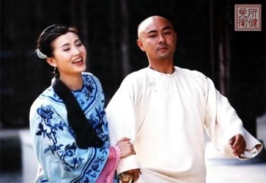 Khi kết hợp diễn xuất cùng Trương Vệ Kiện, cả haitrở thành hiện tượng gây sốt toàn châu Á lúc bấy giờ.