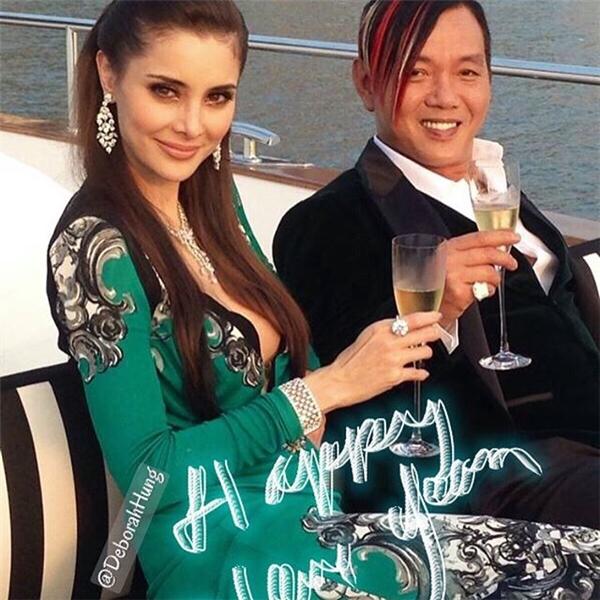 Chân dung cặp vợ chồng tỉ phú giàu nhất Macau.