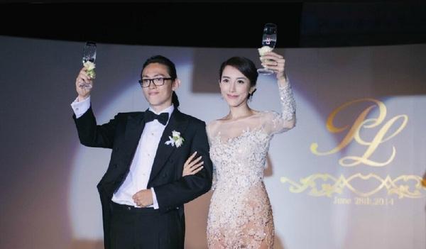 Hôn nhân đáng ngưỡng mộ của con trai trùm bất động sản Trung Quốc.
