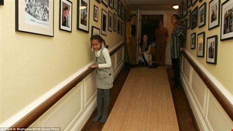 Những hình ảnh đáng yêu ít người biết của hai cô con gái nhà Obama