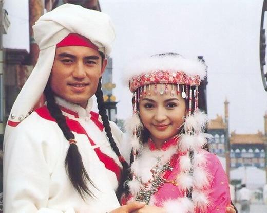 Vai diễn nàng công chúa Hàm Hương của Lưu Đan đã khắc sâu vào lòng của không biết bao nhiêu khán giả theo dõi Hoàn Châu Cách Cách.