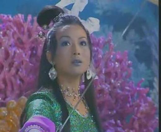 Vai Long Hải công chúa trong Tây Du Ký.
