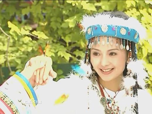 Nhan sắc động lòng người của Lưu Đan đã khiến công chúa Hàm Hương xinh đẹp thiên tiên trở thành huyền thoại.