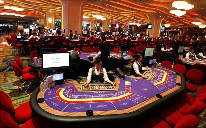 Sẽ thí điểm cho người Việt vào chơi casino ởPhú Quốc (Kiên Giang) và Vân Đồn (Quảng Ninh). (Ảnh: internet)