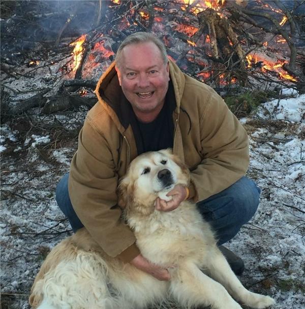 Nếu không nhờ cô chó khôn ngoan và trung thành này thì có lẽ giờ Bob đã không qua khỏi.