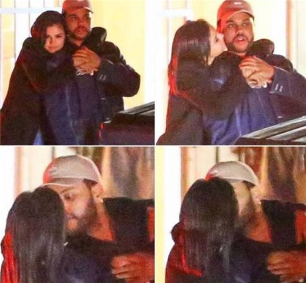 Những hình ảnh gây sốt giữa The Weeknd và Selena Gomeztrong những ngày qua.