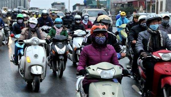 Miền Bắc chuẩn bị đón không khí lạnh mới, Tết có nguy cơ rét đậm