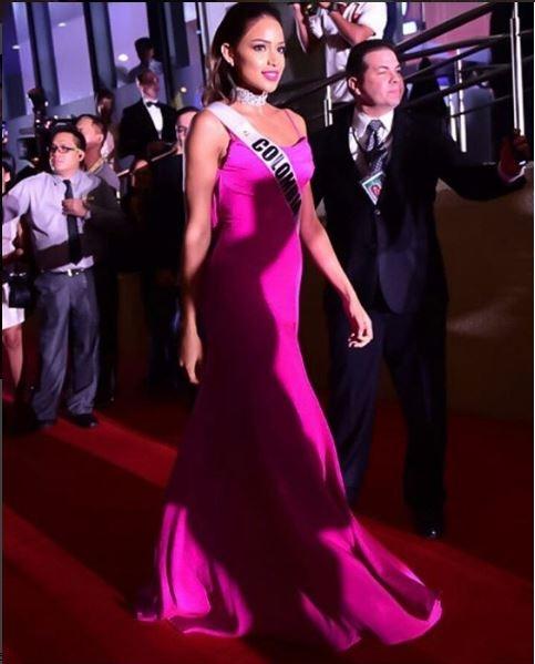 Hoa hậu Colombia Adrea Tovar