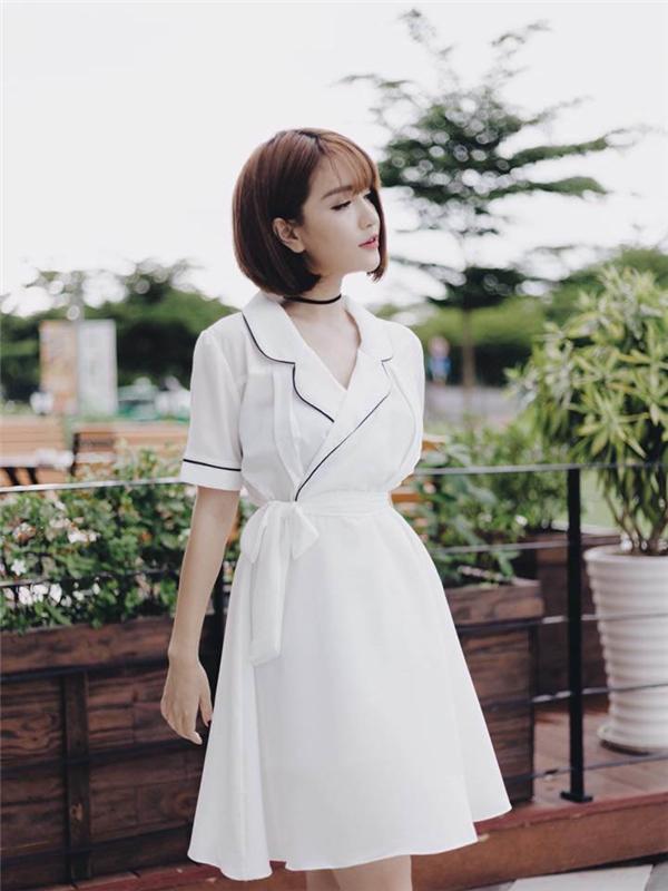 Hỡi quý cô chưa chịu lấy chồng, cứ xem Bích Phương mà mặc đẹp!