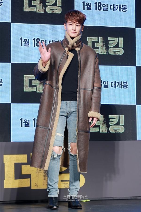 Lim Joo Hwan đến ủng hộ ông anh thân thiết, Jo In Sung