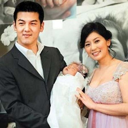 Cô kết hôn cùng đại gia Tôn Chí Hạo năm 2005.