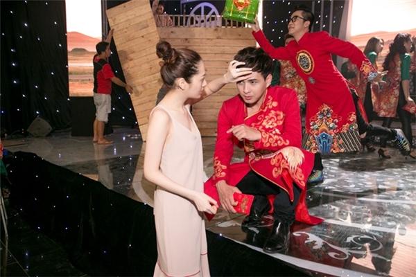 """""""Tan chảy"""" trước loạt ảnh đời thường của Bảo Anh - Hồ Quang Hiếu - Tin sao Viet - Tin tuc sao Viet - Scandal sao Viet - Tin tuc cua Sao - Tin cua Sao"""