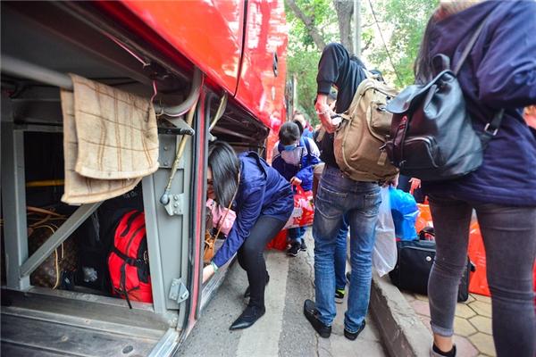 Từ năm 2013 đến năm 2016, dưới sự chỉ đạo của Trung ương Hội Sinh viên Việt Nam, Trung tâm Hỗ trợ và Phát triển sinh viên Việt Nam đã tích cực vận động nguồn lực tổ chức các chương trình hỗ trợ sinh viên tại các tỉnh, thành phố lớn, tập trung nhiều sinh viên là Hà Nội, thành phố Hải Phòng, thành phố Hồ Chí Minh, thành phố Đà Nẵng và tỉnh Thừa Thiên Huế về quê ăn Tết.