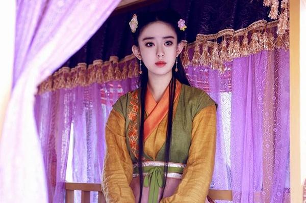 4 mĩ nhân cổ trang mới hứa hẹn khuynh đảo màn ảnh Hoa ngữ