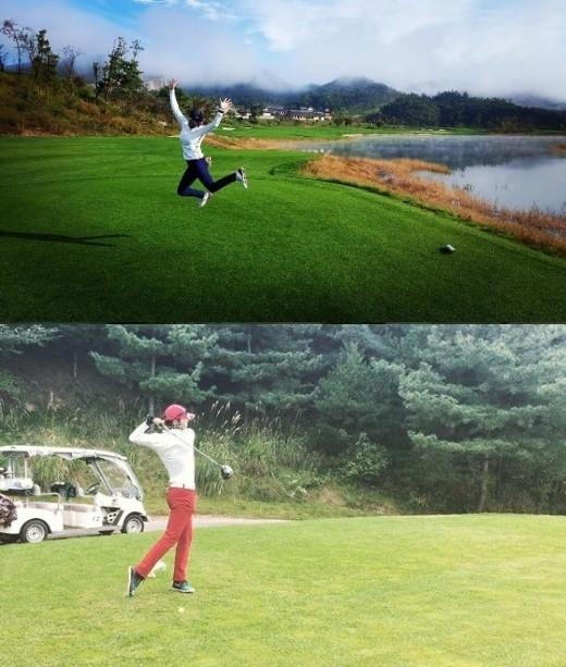 Cư dân mạng cho biết trước từng có rất nhiều tin đồn về cặp đôi tại câu lạc bộ golf mà cả hai từng lui tới trước khi tin hẹn hò được đăng tải