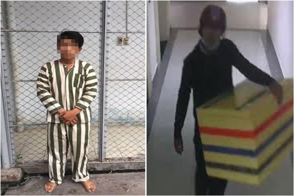 Nghi phạm giết nữ sinh giấu vào thùng xốp có thể đối mặt 12 năm tù?